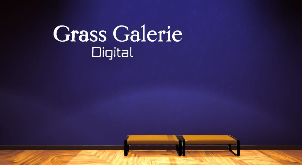 Grass & Celan in der Grass Galerie Digital